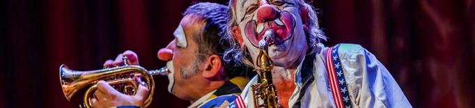 La Llotja de Lleida obre el nou any amb arts circenses