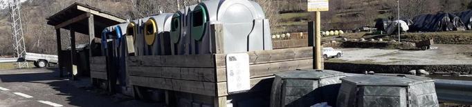 Més de seixanta pobles del Sobirà, amb compostatge comunitari d'escombraries