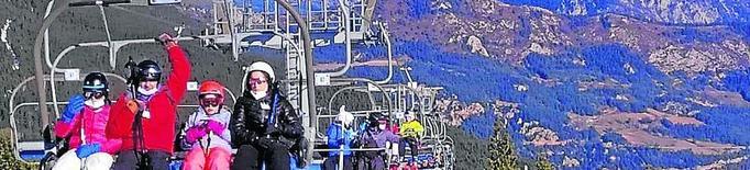 Prop de 40.000 persones van esquiar a les pistes d'FGC i a Port del Comte