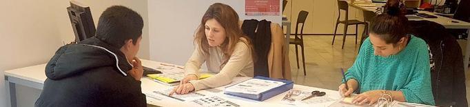 Orientació laboral a 400 joves a Lleida l'any passat