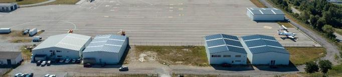 Els Bombers tindran una base fixa a l'aeroport de la Seu d'Urgell
