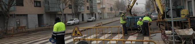 Millora d'un pas de vianants de Prat de la Riba