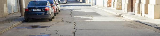 Tàrrega pavimentarà dos cèntrics carrers