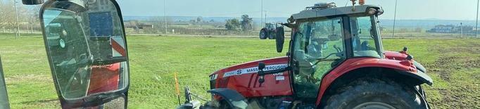 Curs per aprendre a guiar tractors amb GPS