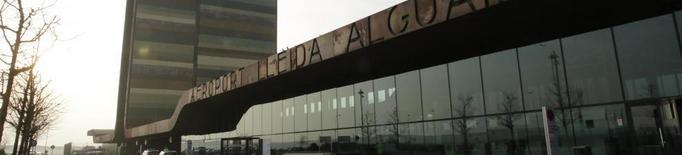 Aeroport Alguaire. Arxiu