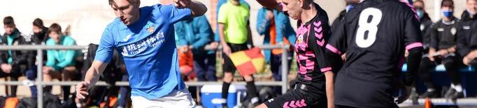 El Lleida entra a la fase decisiva tercer