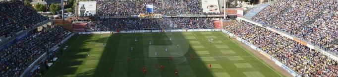 El Lleida també jugarà a porta tancada contra el Nàstic