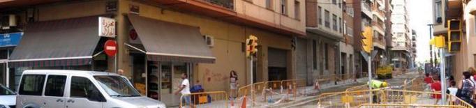 Canvi de sentit en un altre carrer de Lleida