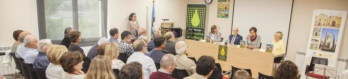 Presenten el llibre del centenari de la cooperativa de Vallbona de les Monges