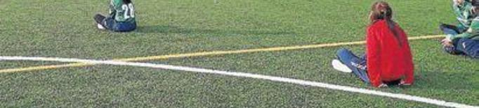 El futbol lleidatà dóna suport al Terrassa i denuncia el masclisme