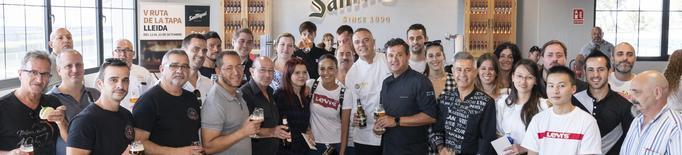 Mahou San Miguel donarà cerveses i aigües a l'hostaleria lleidatana