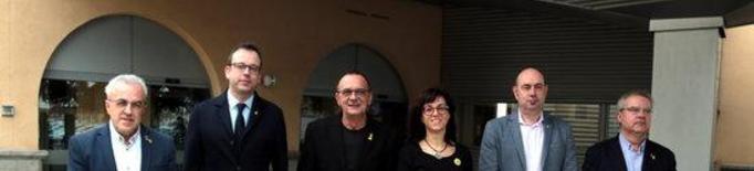 Les capitals de comarca de Ponent uneixen esforços per defensar les potencialitats del territori i els interessos comuns