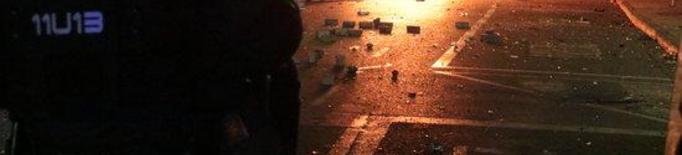 La Paeria executarà treballs durant tres nits per millorar el paviment afectat per la crema de contenidors