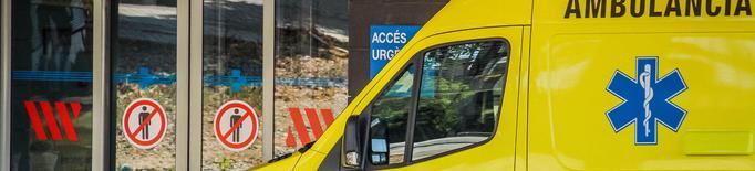 Pugen els ingressos per covid-19 als hospitals de Ponent