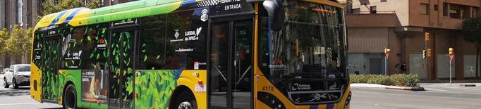 La Urbana busca un home que va agredir un conductor d'autobús a Lleida