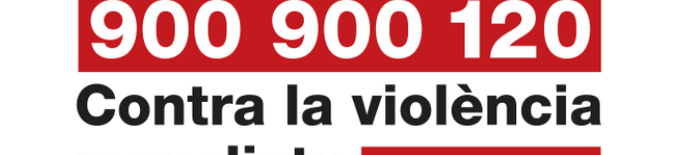 Augmenten les trucades al telèfon d'atenció a les víctimes de violència masclista durant el 2020