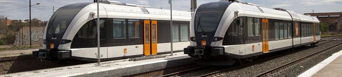 La tramviarització del ferrocarril al seu pas per Balaguer avança a bon ritme