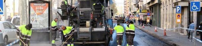 La Paeria arranja l'aparcament provisional del carrer Alcalde Pujol