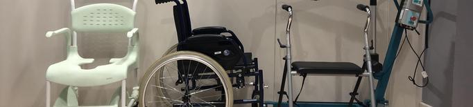 Aspid dóna inici al projecte de reutilització de material ortopèdic