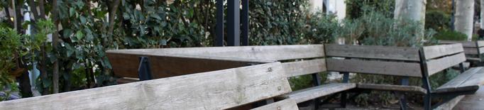 Tàrrega restaurarà els bancs de fusta del municipi, un dels projectes més votats en el procés de pressupostos participatius
