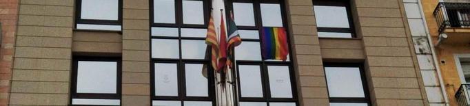 El Consell Comarcal del Segrià se suma al Dia Internacional contra l'LGTBI-fòbia