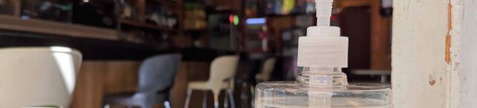 El Procicat manté el tancament interior de bars i restaurants a Lleida i al Baix Segre