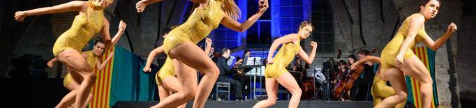 El Gran Teatre de la Passió acull dissabte la cloenda de Cervera Capital de la Cultura Catalana 2019 amb #Bachendansa, un espectacle de música barroca i dansa contemporània