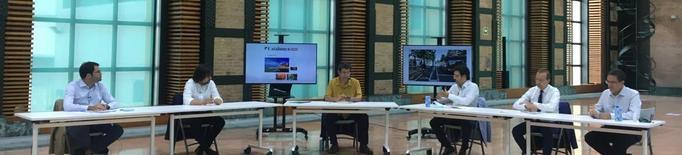 Premsa Comarcal celebra el primer d'una sèriede debats per analitzar els reptes als quals s'enfronta el país