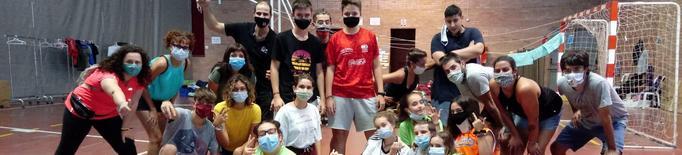 Joves d'arreu de Catalunya troben la 'Clau del Palau' d'Anglesola