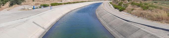 Impuls al creixement econòmic a través del Canal Segarra-Garrigues