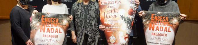 Balaguer manté l'esperit nadalenc