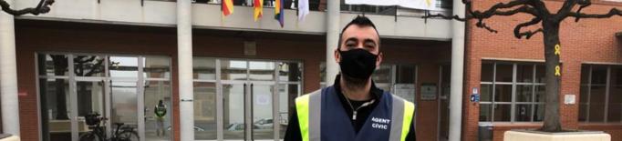 Corbins incorpora a un Agent Cívic al municipi
