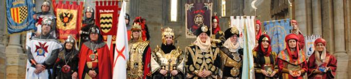 El concert del Mig Any Fester de Moros i Cristians triarà l'himne del 25è aniversari