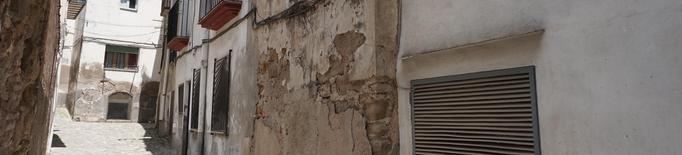 Balaguer reprèn aquesta setmana la restauració de façanes al centre històric