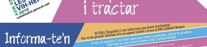 Com puc saber si m'he contagiat d'hepatitis vírica?