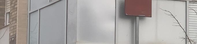 Esborren les plaques de la plaça 1-O de Lleida