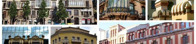 Catorze edificis per meravellar-se del modernisme en la Lleida actual