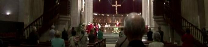 La Catedral de Lleida acollirà una missa-funeral per les víctimes de la covid-19
