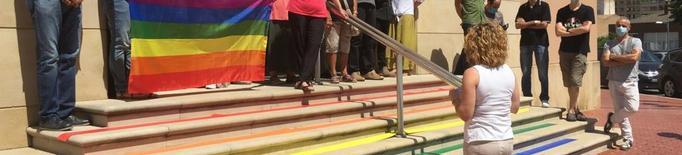 El Consell Comarcal de la Segarra se suma a l'acció de visibilització i suport al col·lectiu LGTBI