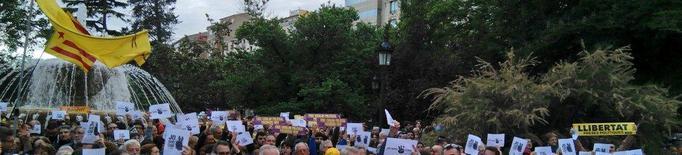 """Els CDR reclamen """"front comú contra la repressió"""" després de la detenció de cinc persones"""