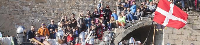 Ciutadilla reviu el passat medieval amb 18 grups de recreació històrica