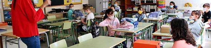 Famílies de la Vall de Boí no porten els fills a l'escola per problemes amb un docent