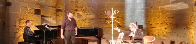 El cicle 'Juliol de Música i Poesia' clausura amb un homenatge al tenor Emili Vendrell