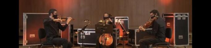 El Festival de Música de l'OJC resisteix malgrat les restriccions sanitàries