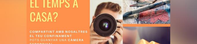 L'Oficina Jove de la Noguera convoca un concurs fotogràfic sobre el confinament