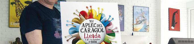 El XLI Aplec del Caragol de Lleida ja té cartell