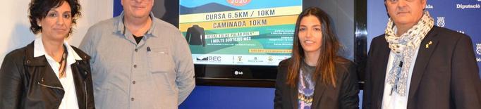 Prop de 700 participants a la 12a Cursa de la Serra de Puigverd de Lleida