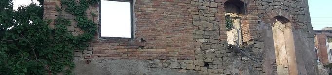 Licitació de la consolidació estructural de l'edifici de la Dalla de Vinaixa