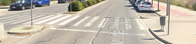 Mor la dona atropellada mentre creuava un pas de vianants a Lleida
