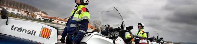 Mor atropellat un vianant que caminava de nit pel mig de l'N-IIa a Lleida